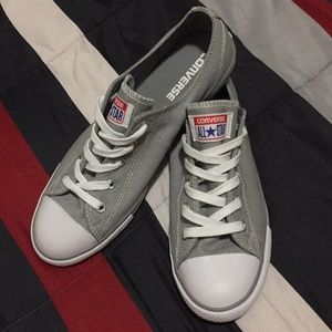 e0cec8357910 Shoes - Converse CT AS Dainty Ox Dolphin Grey Stitched
